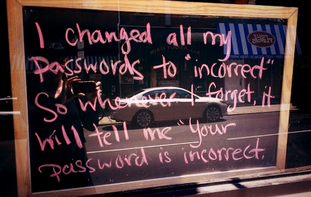On Passwords